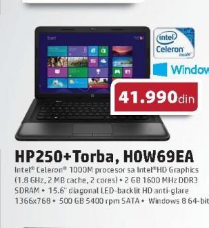 Laptop 250 HOW69EA