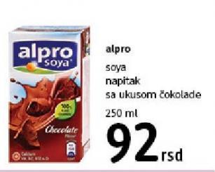 Instant napitak Soya sa čokoladom