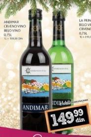 Belo vino Andimar