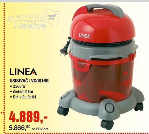 Usisivač LVC0016R