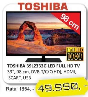 """Televizor LED 39"""" 39L2333G"""