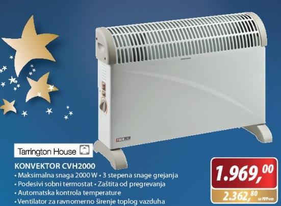 Konvektor CVH2000