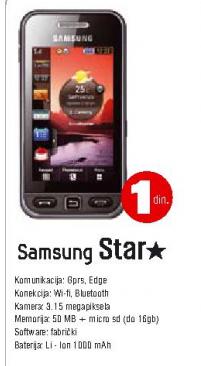 Telefon mobilni Star