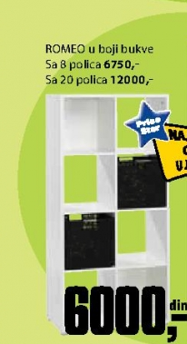 ROMEO SOBNA PREGRADA SA 8 POLICA