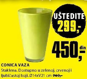 Vaza Conica