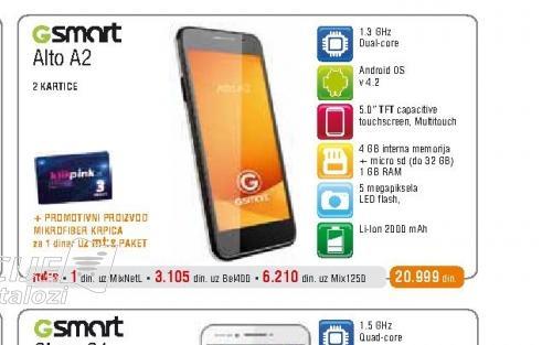 Mobilni telefon Alto A2