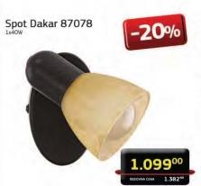 Spot Dakar 87078