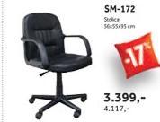 Kancelarijska stolica SM172