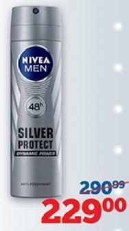 Dezodorans Silver Protect