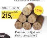 Briketi drveni