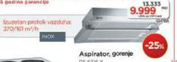 Aspirator Df 6316 x