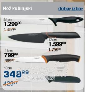 Nož kuhinjski 24cm