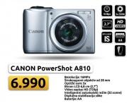 Digitalni Fotoaparat A810