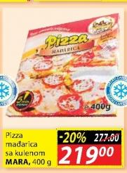 Smrznuta pizza mađarica kulen