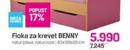 Fioka za krevet Benny