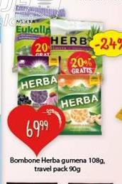 Bombone herba