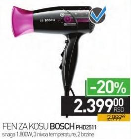Fen Za Kosu Phd 2511B