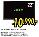 "22"" LED LCD monitor Aspire V226HQLB"