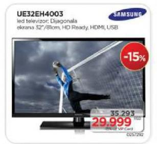 "Televizor LEd 32"" UE32EH4003"