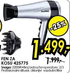 Fen za kosu 425775