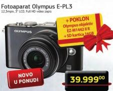 Fotoaparat E-PL3