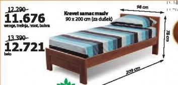 Krevet Woody 1 samac