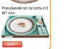 Porcelasnki set MT444