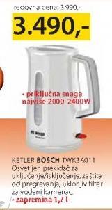 Ketler TWK3A01 1