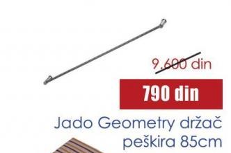 Držač peškira Jado Geometry