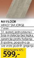 Laminat My Floor Hrast Sivi Jorge
