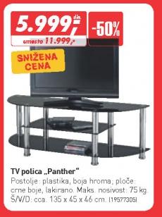 TV polica Panther