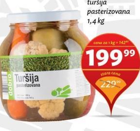 Salata turšija