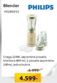 Blender HR2860/55