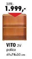 Polica Vito 2V