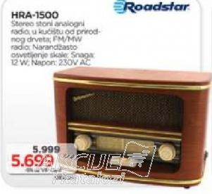 Radio HRa-1500
