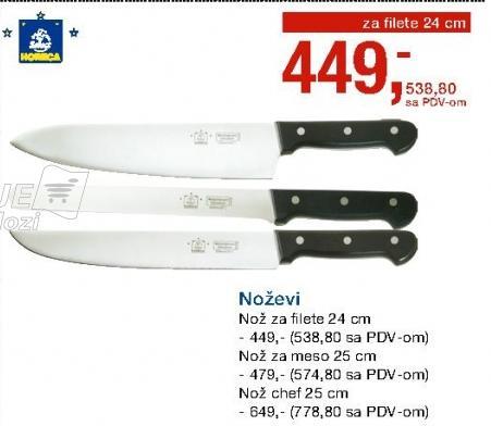 Nož za filete