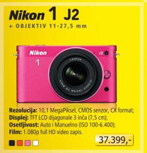 Digitalni fotoaparat NIKON 1 J2