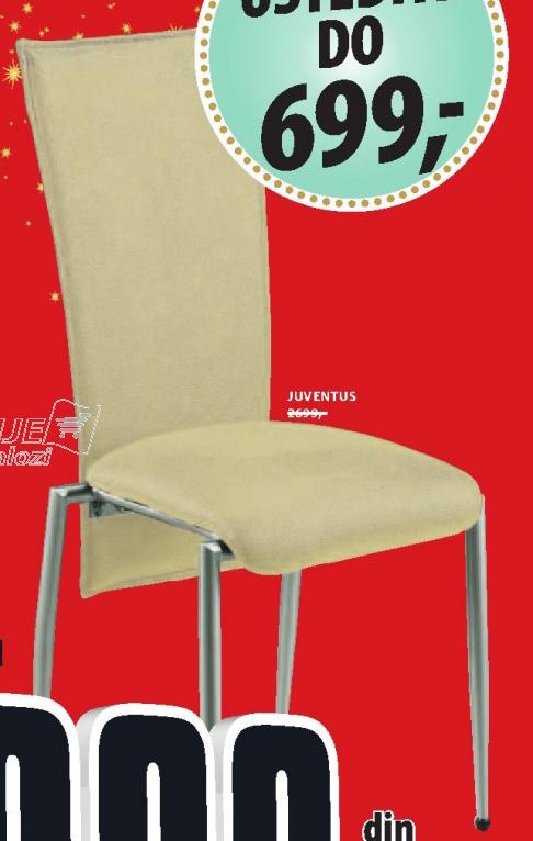 Trpezarijaska stolica JUVENTUS
