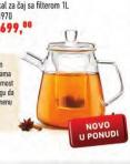 Bokal za čaj sa filterom