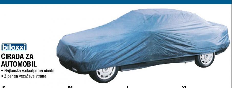 Cirada za automobil XL