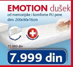 Emotion dušek