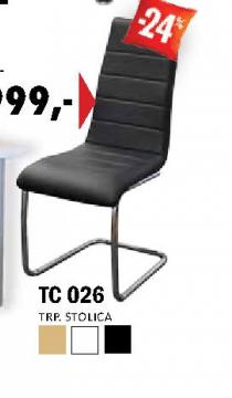 Trpezarijska stolica TC026