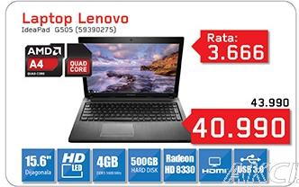 Laptop IdeaPad G505 59390275