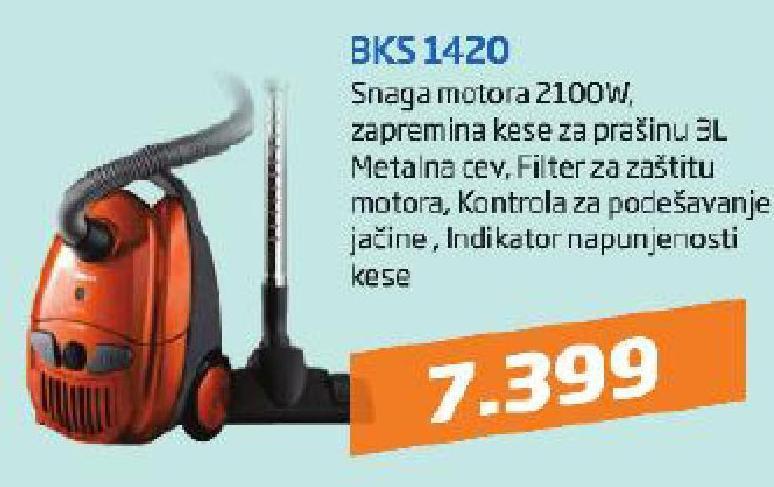 Usisivač BKS 1420