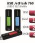 Usb Jet Flash 760, 32GB