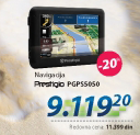 Navigacija PGPS5050EU004GBBNG