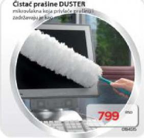 Čistač prašine Duster
