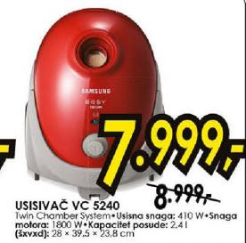 Usisivač VC 5240