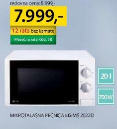 Mikrotalasna Ms2022ld