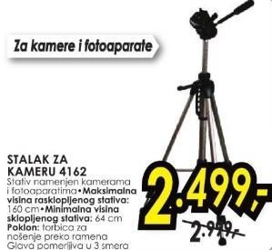 Stativ za kameru 4162